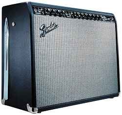 Fender Twin Reverb - 130 Вт